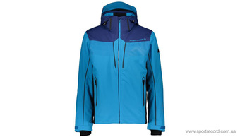 Куртка FISCHER HANS KNAUSS JACKET-G71018-Royal