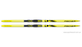 Беговые лыжи FISCHER SPRINT CROWN YELLOW-N36317